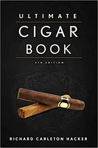 The Ultimate Cigar Coffee Table Book