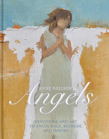 Anne Neilson Angels Devotional Book - PRE-ORDER