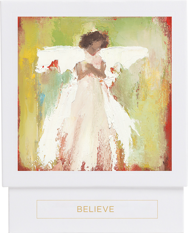 Anne Neilson Believe Candle