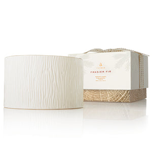 Thymes Ceramic 3 Wick Candle