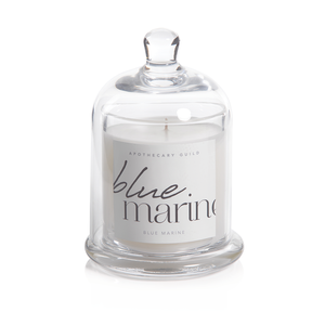 Blue Marine Candle