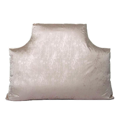 Beverly Hills Rose Metallic Twin XL Headboard Pillow