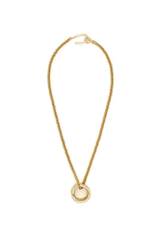 Sylvia Benson Entwine Chain Necklace