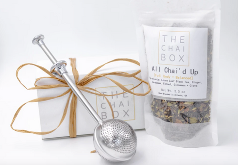 All Chai'd Up Gift Box