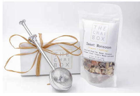Sweet Monsoon Chai Gift Box