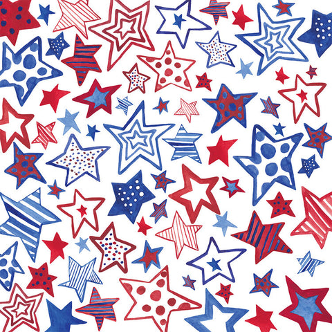 Star Paper Placemats
