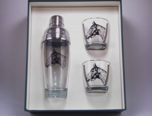 Seabiscuit Shaker Set