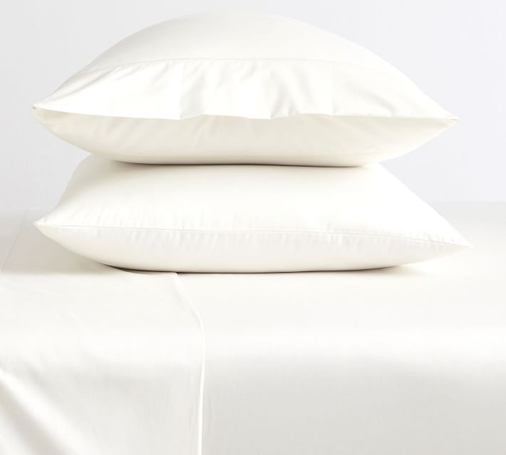 Dea Sateen Pillow Case Pair