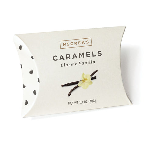 Classic Vanilla Box of Caramels