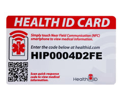 HealthID Card
