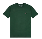 Off The Wall Classic Circle V Tee Pine Needle