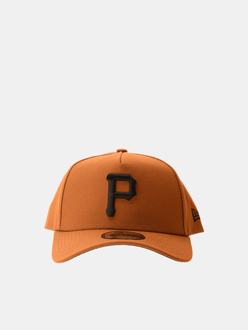 Pittsburgh Pirates 9Forty Tan Snapback