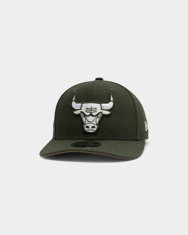 Chicago Bulls 9Fifty Green Hit Snapback