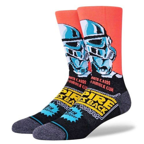 Stance Trooper Socks - Pink
