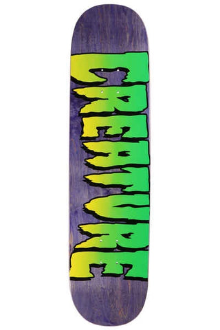 "Logo Stump 8.25"" Deck"