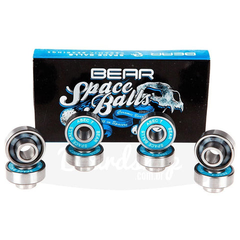 Spaceball Ceramic Bearings