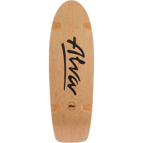"Alva Bella Black 8.25"" Deck"