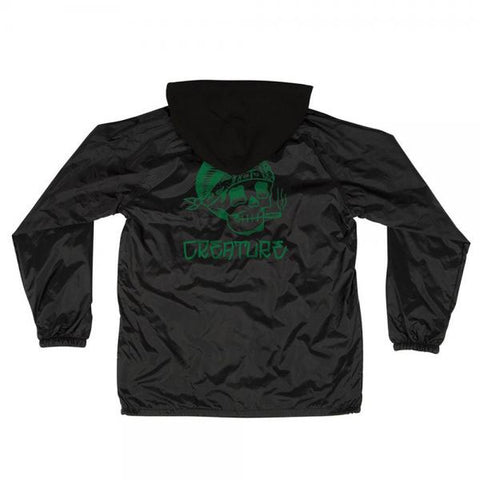 Creature Eric Dressen Hooded Windbreaker