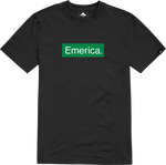 Emerica Pure Bar SS Tee