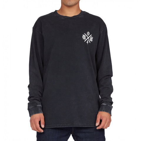 Schooled Long Sleeve Tee