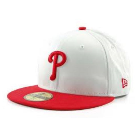 Philadelphia Phillies 9Fifty White/Red Snapback