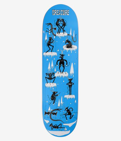 "Free For All Powerply 8.5"" Deck"