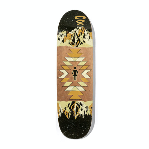 Girl x Volcom Simon Bannerot Decks