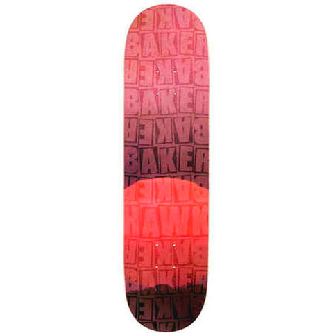 Riley Hawk Pile Red B2 Deck 8.125""
