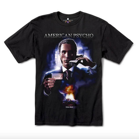 American Psycho Poster Tee