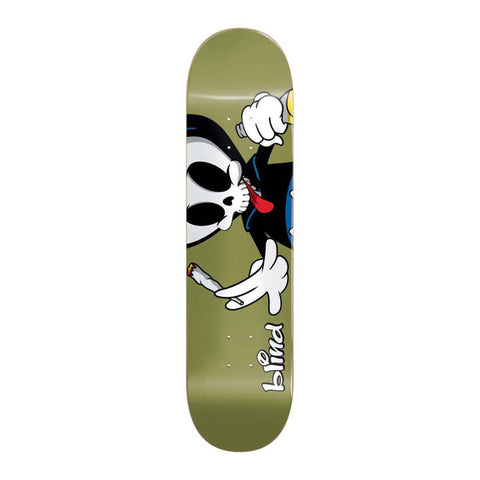 "Blind Reaper Character R7 8.375"" Deck"