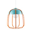 Tull - Metal Cage Ceiling Lamp