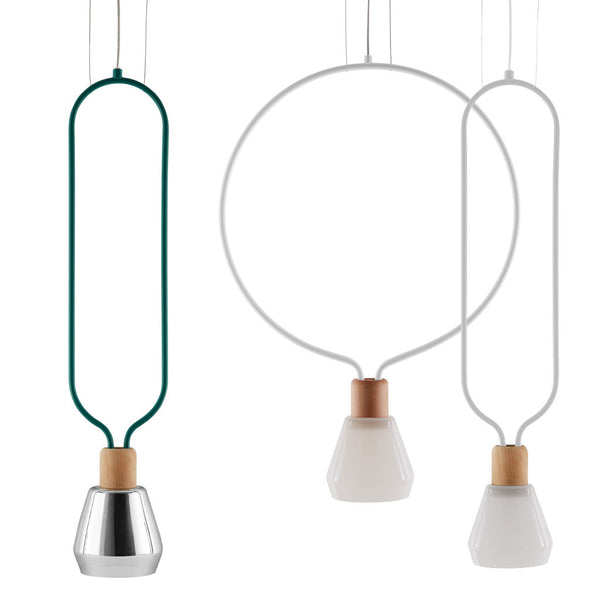 Agata – Geometric ceiling lamp