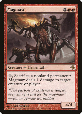 Magmaw [Rise of the Eldrazi] | Red Dragon Gaming