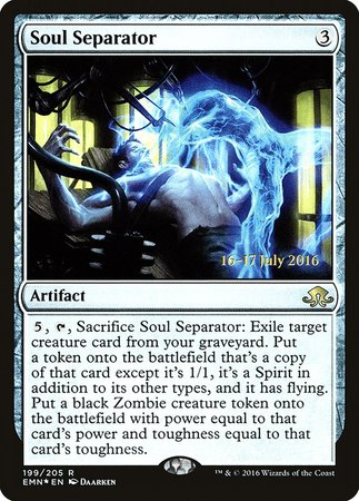 Soul Separator [Eldritch Moon Promos] | Red Dragon Gaming