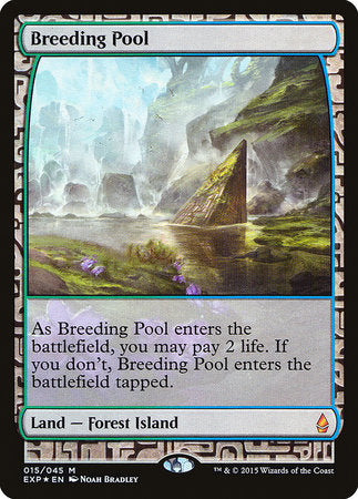 Breeding Pool [Zendikar Expeditions] | Red Dragon Gaming