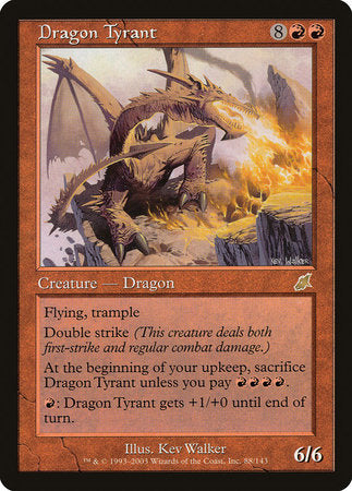 Dragon Tyrant [Scourge] | Red Dragon Gaming