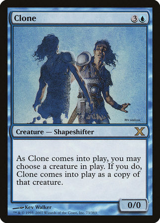 Clone [Tenth Edition] | Red Dragon Gaming
