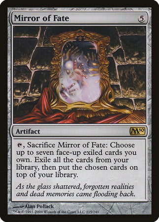 Mirror of Fate [Magic 2010] | Red Dragon Gaming