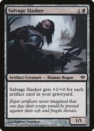 Salvage Slasher [Conflux] | Red Dragon Gaming