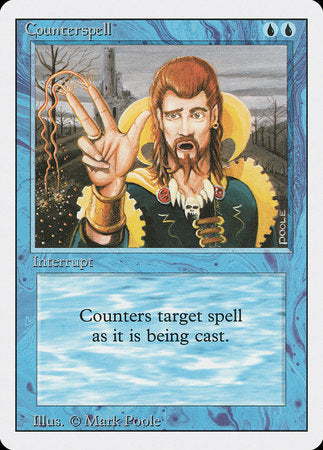 Counterspell [Revised Edition] | Red Dragon Gaming