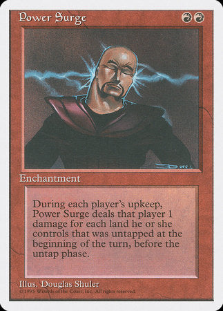 Power Surge [Fourth Edition] | Red Dragon Gaming