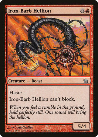 Iron-Barb Hellion [Fifth Dawn] | Red Dragon Gaming