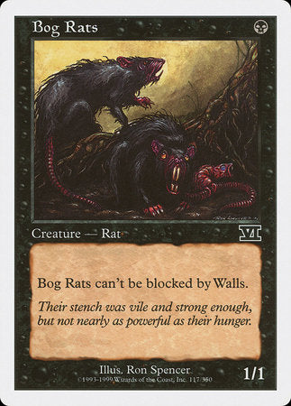 Bog Rats [Classic Sixth Edition] | Red Dragon Gaming