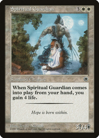 Spiritual Guardian [Portal] | Red Dragon Gaming