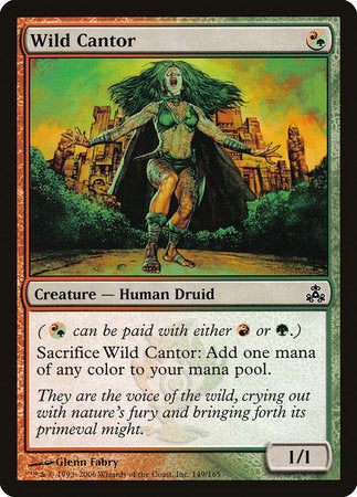 Wild Cantor [Guildpact] | Red Dragon Gaming