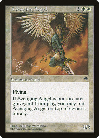Avenging Angel [Tempest] | Red Dragon Gaming
