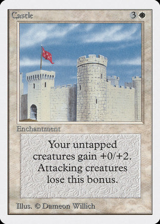 Castle [Unlimited Edition] | Red Dragon Gaming