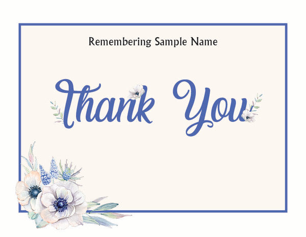 Design For You Thank You Card