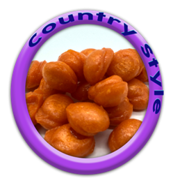 Country Style Butterscotch Drops