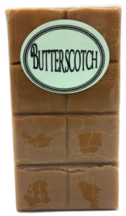 Old Fashioned Butterscotch Fudge 8 Piece Aprox 180g